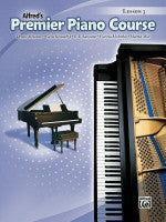 Alfred's Premier Piano Course - 3 - H & H Music