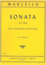Sonata in G Major for Trombone and Piano - Marcello/Brown