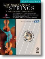 New Directions for Strings - Book 1 - Erwin/Horvath/McCashin/Mitchell