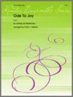 Ode to Joy - Grade 3 - Beethoven/Arranged by Halferty
