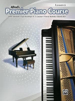 Alfred's Premier Piano Course - 6 - H & H Music