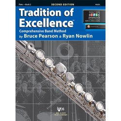 Tradition of Excellence - Bruce Pearson and Ryan Nowlin - Book 2