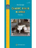 Classic Solos In Style - Sprunger