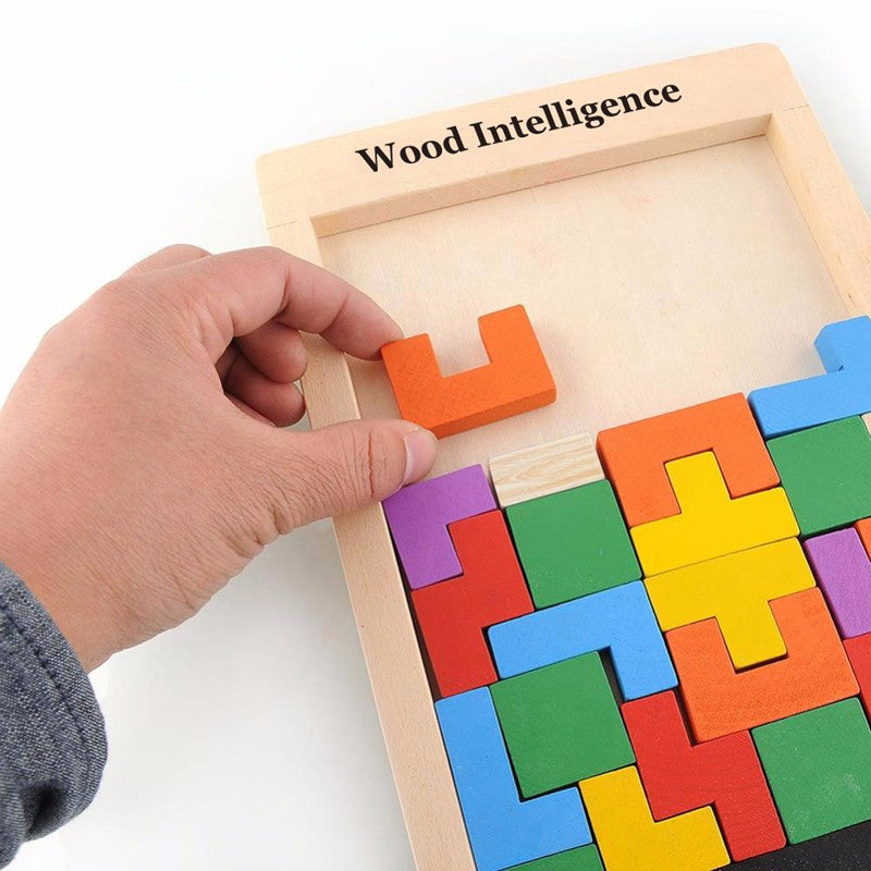 Build Child's intelligence