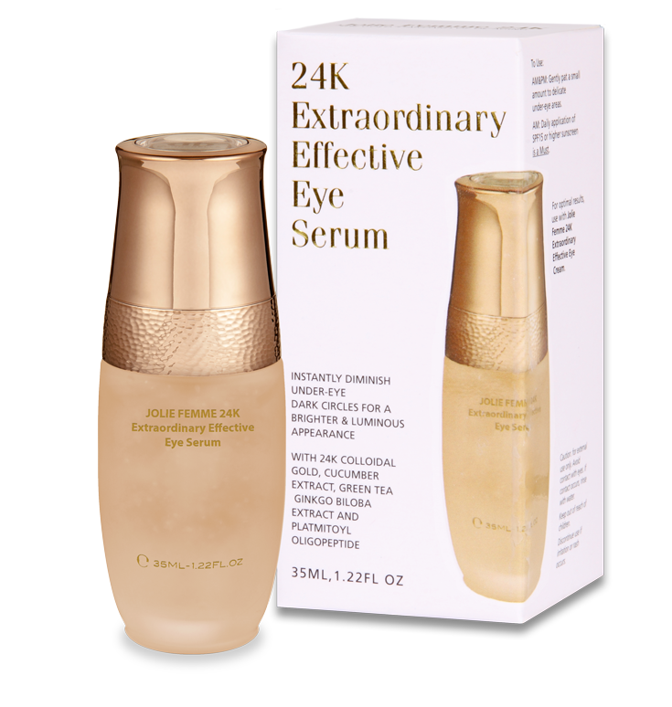 Extraordinary Effective Eye Serum