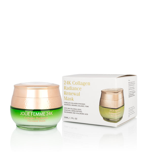 Collagen Radiance Renewal Mask