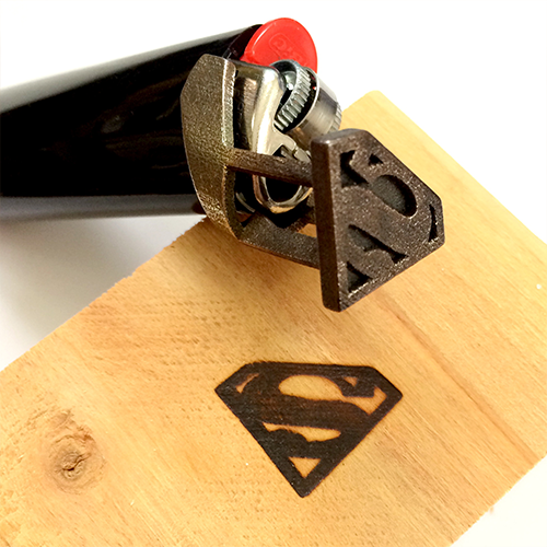 Custom Bic Lighter Branding Iron - The Custom Brand Shop