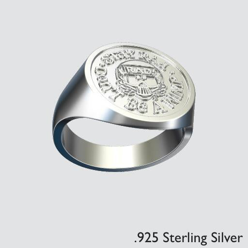 Radical Rick Signet Ring - The Custom Brand Shop
