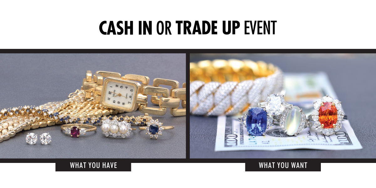 Cash In or Trade Up Event