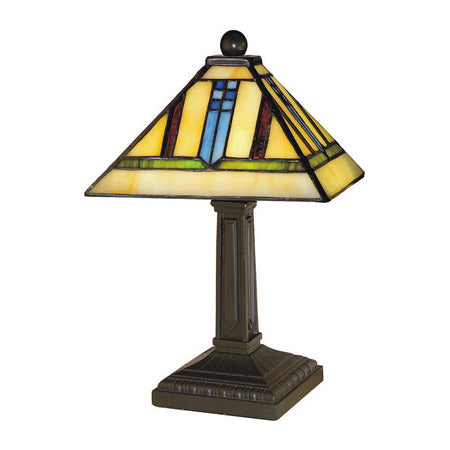 Mini Paul Sahlin Tiffany Lamp