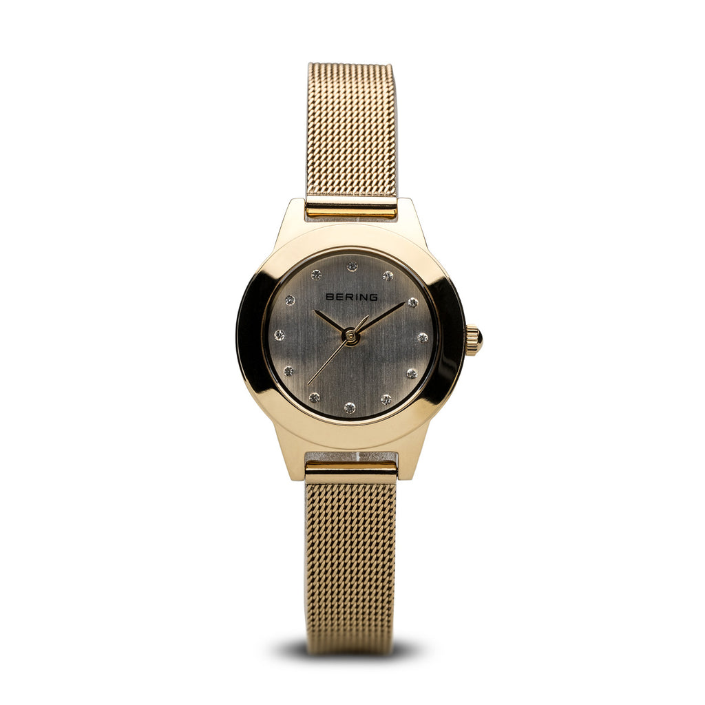 Classic Gold Small Face Watch