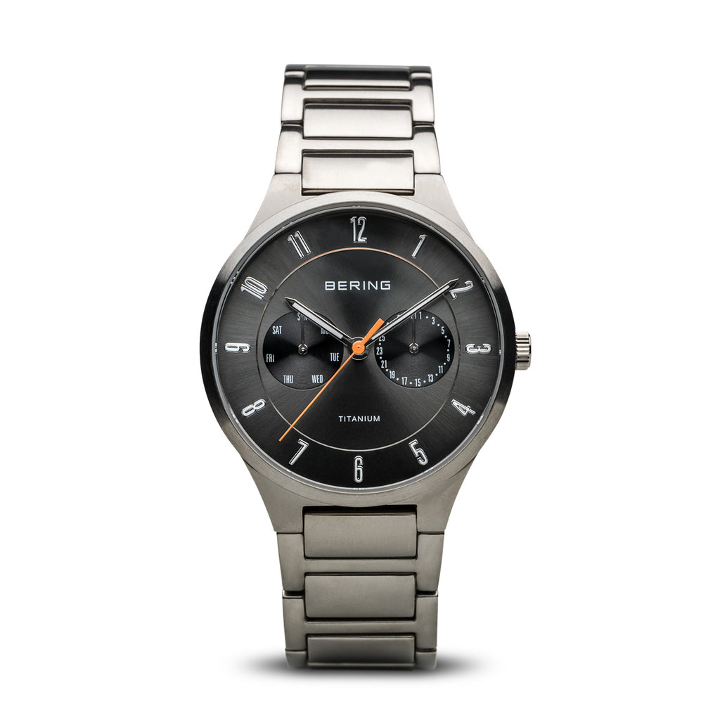 Titanium Stainless Steel Watch
