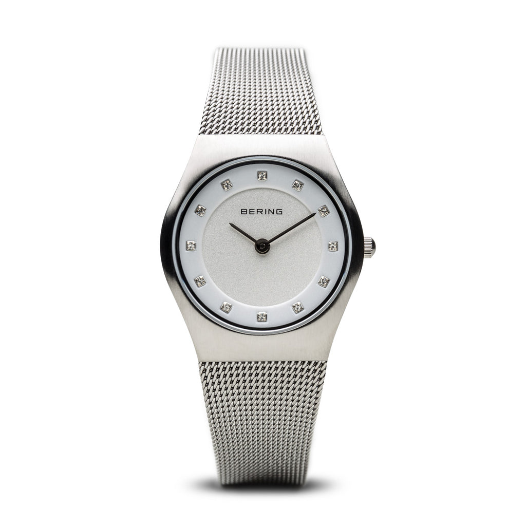 Women's Silver Stainless Steel Watch