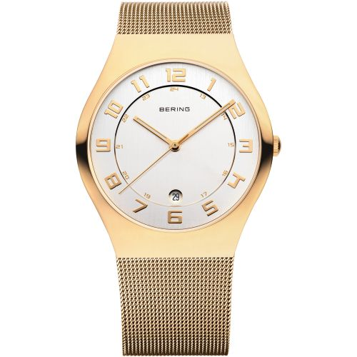 Milanese Gold Watch