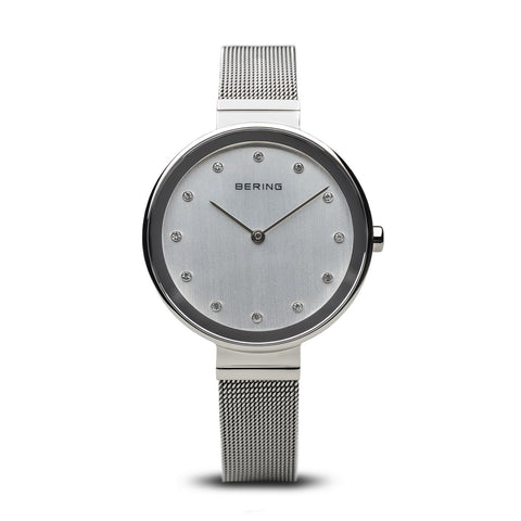 Best Seller Women's Silver Milanese Watch - Silverscape Designs
