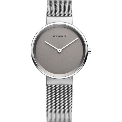 Milanese Grey Watch