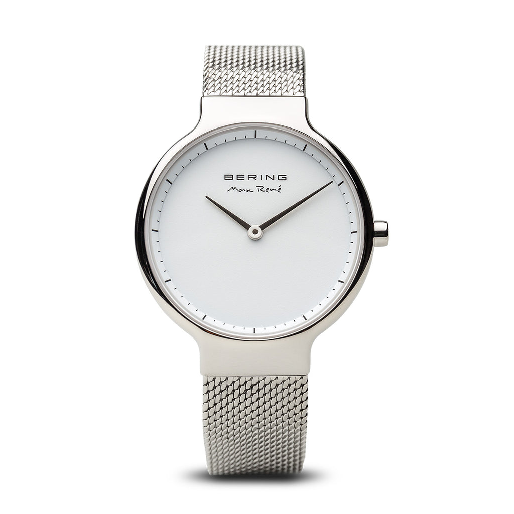 Max René Silver Female Watch