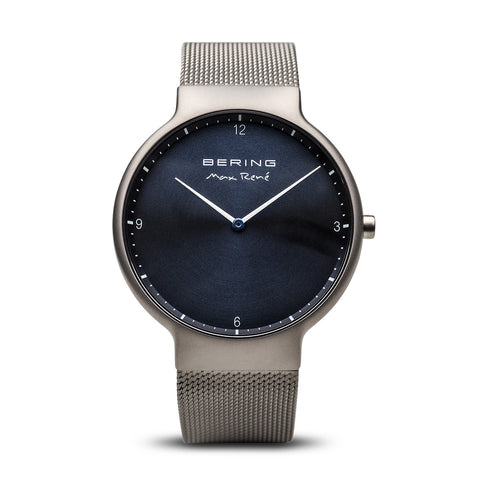 Max René Blue & Grey Watch