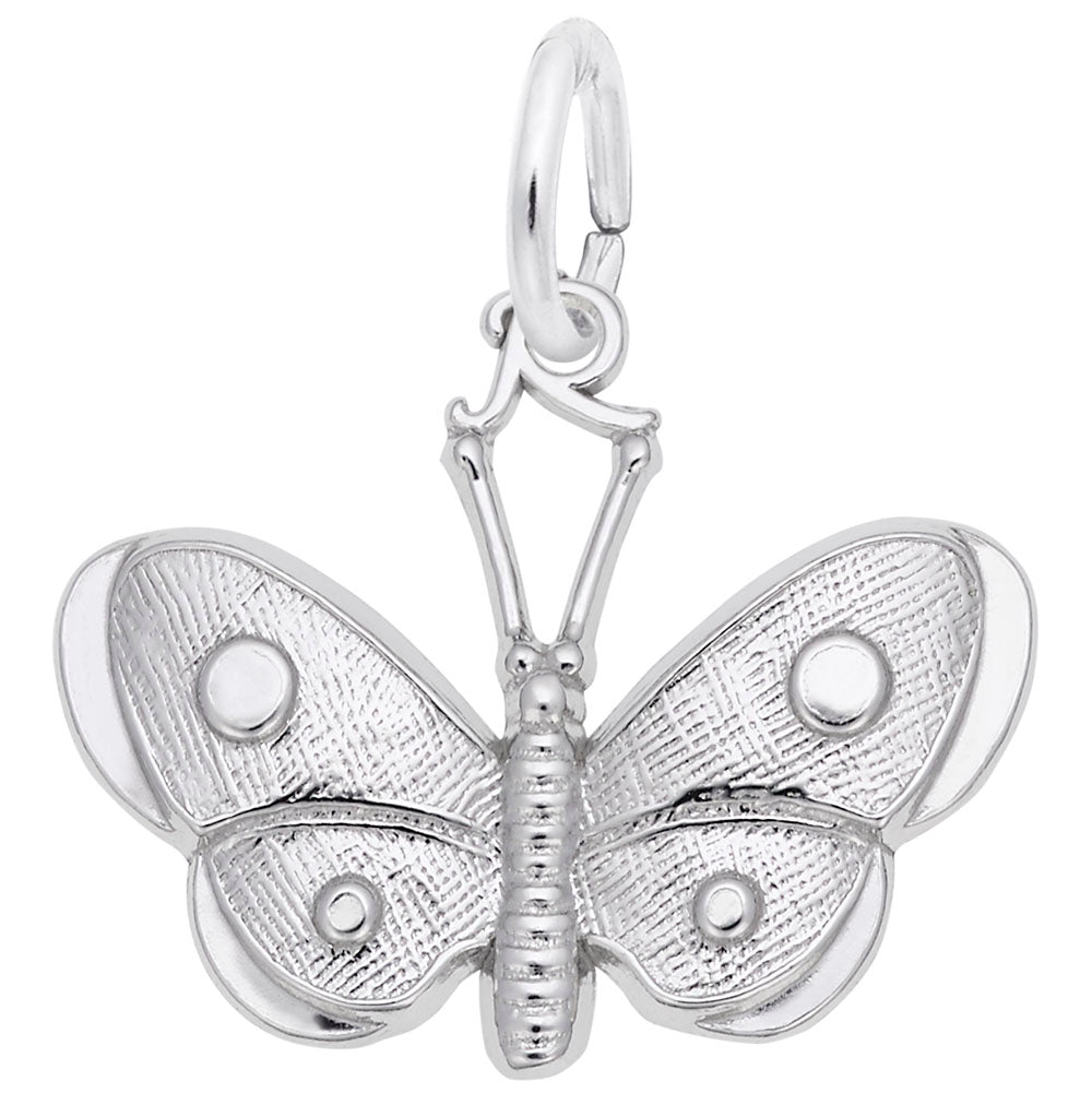 Butterfly Charm - Silverscape Designs