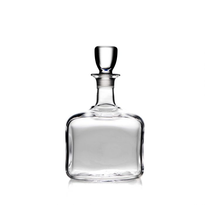 Woodbury Glass Decanter - Silverscape Designs