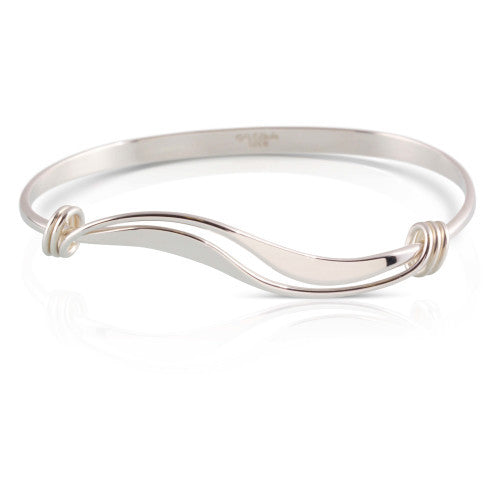 Wave Bracelet - Silverscape Designs