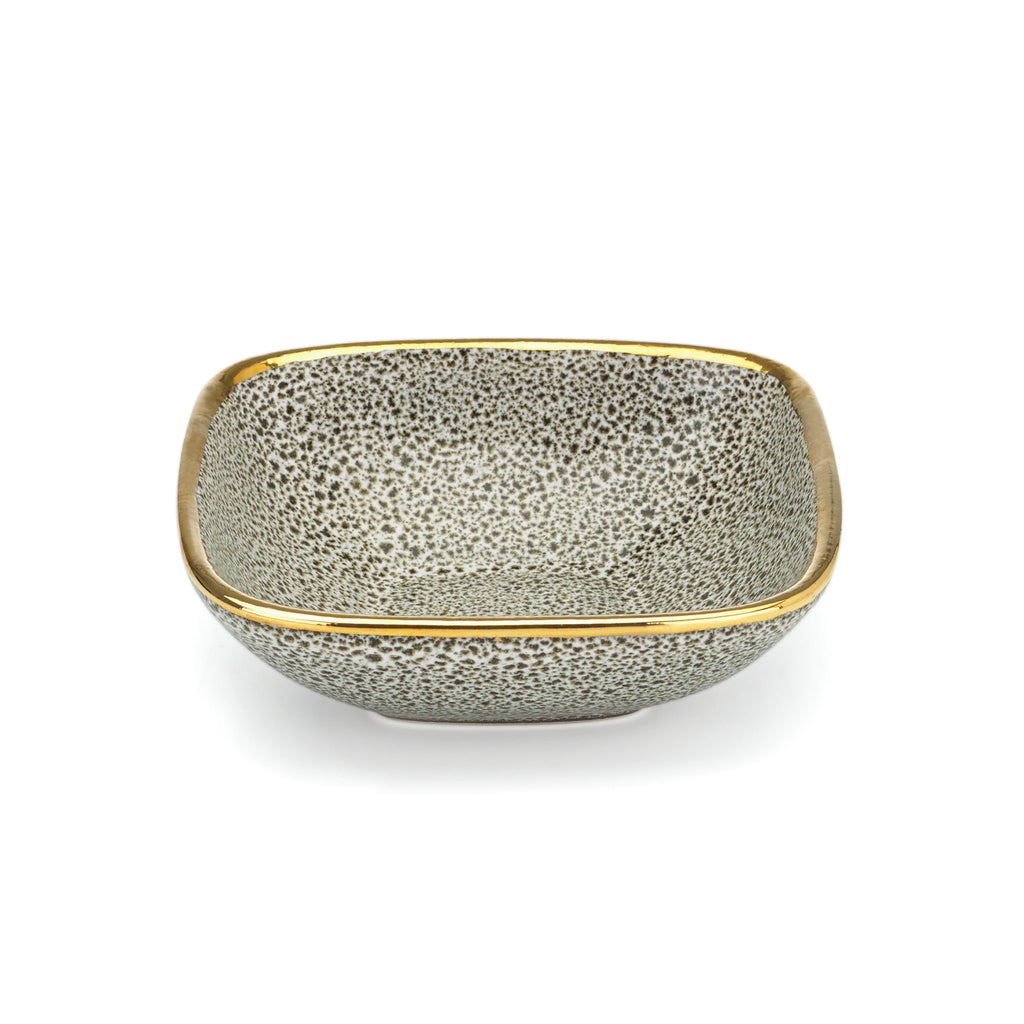 Panthera Square Nut Dish