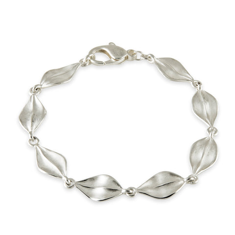 Leaf Bracelet - Silverscape Designs