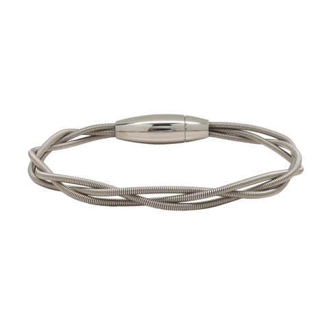 Bass String Bracelet - Silverscape Designs