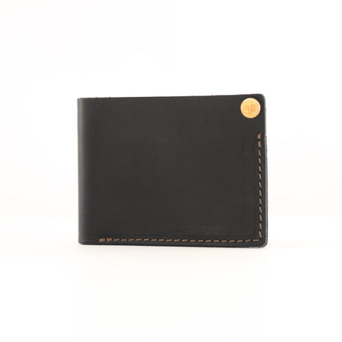 Benjamin Bifold Leather Wallet - Silverscape Designs