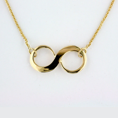 Little Infinity Necklace - Silverscape Designs