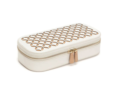 Chloe Zip Jewelry Case - Silverscape Designs