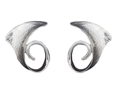 Wing Studs - Silverscape Designs