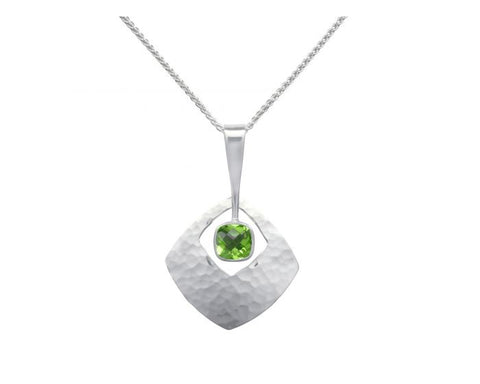Ed Levin Echo Necklace Peridot