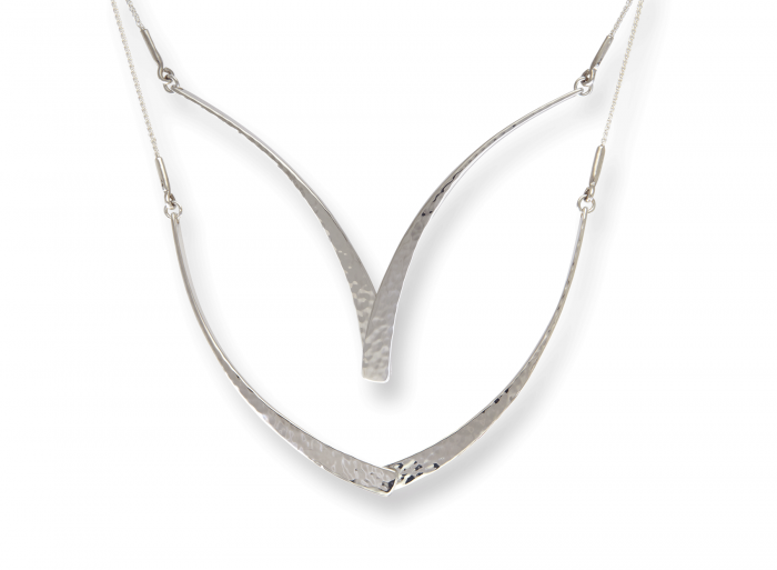 Glimmer Swing Necklace - Silverscape Designs
