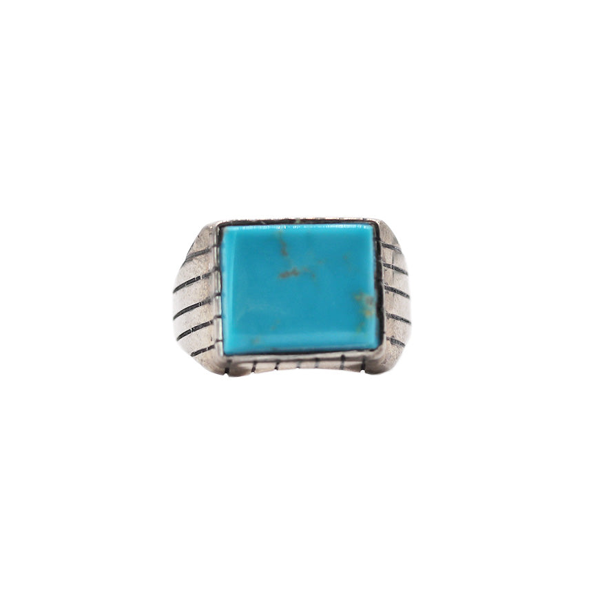 Men's Turquoise Ring
