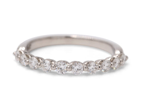 Front Diamond Band (10 Diamonds)