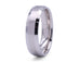 Benchmark 6 mm Beveled Edge Men's Band