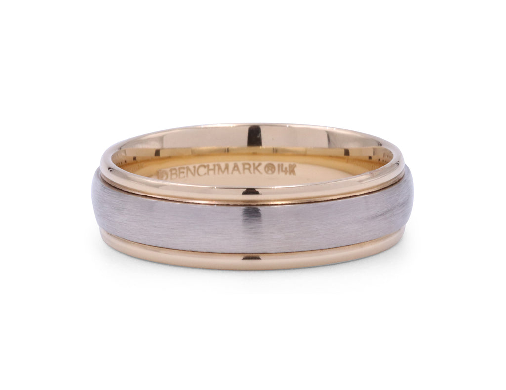 Benchmark Two-Toned Men's Band