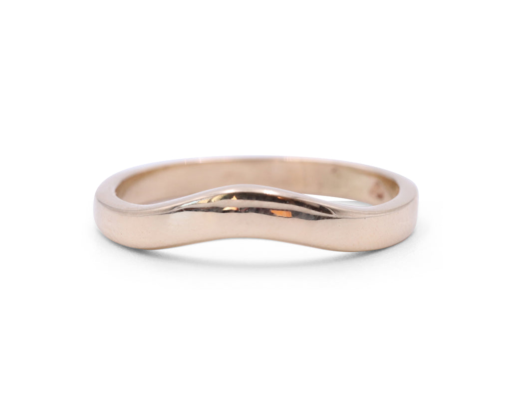 DP Curved Band - Silverscape Designs