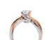 Rose Gold Detailing Ring