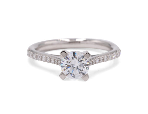 Classic Solitaire with Side Diamonds