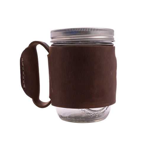 Leather Miner Mug - Silverscape Designs