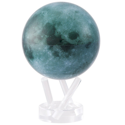 MOVA  Rotating Moon - Silverscape Designs