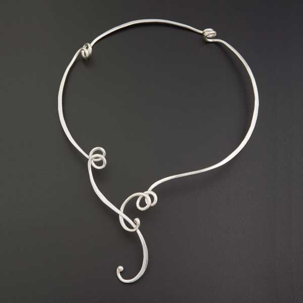 Wire Collar - Silverscape Designs