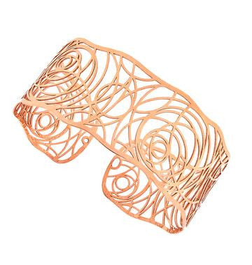 14 Karat Rose Gold Bangle