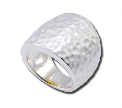 Sahara Dome Ring - Silverscape Designs