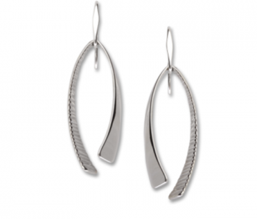 Duet Earrings - Silverscape Designs