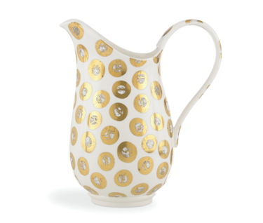 Tempio Luna Gold Pitcher
