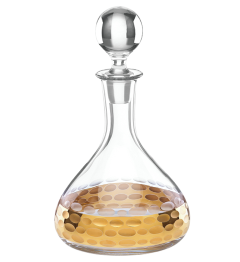 Truro Gold Decanter