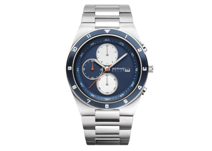 Stainless Steel Silver Watch